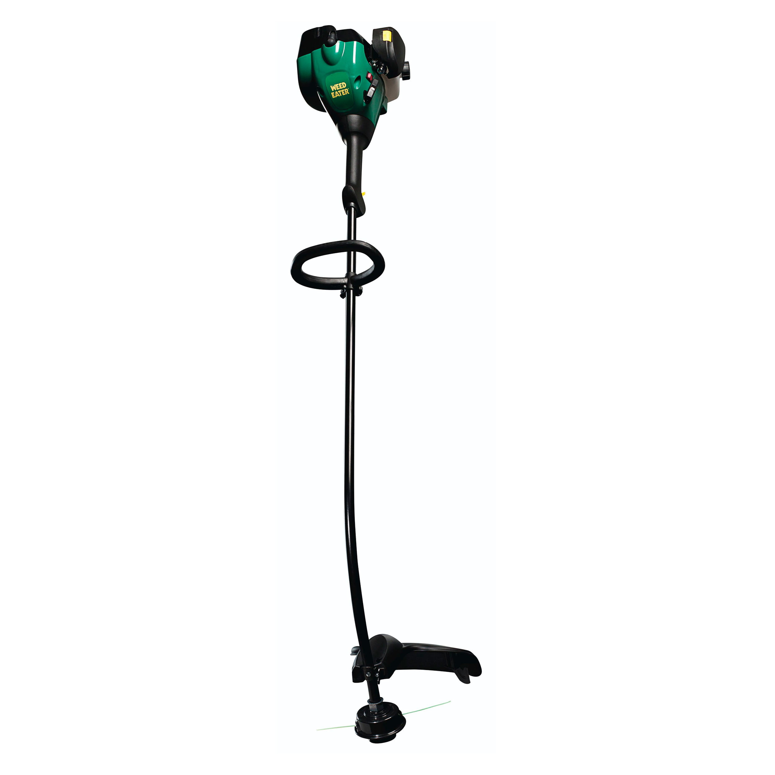 Weed Eater 17 in  25cc 2-Cycle Gas Curved Shaft String Trimmer