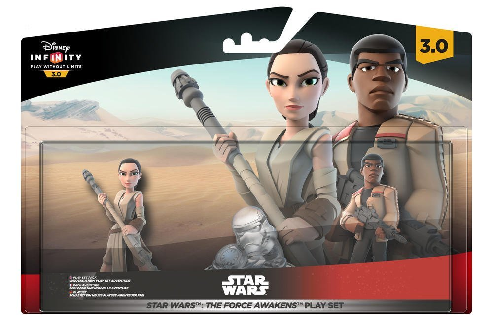 3.0 Edition Force Awakens Playset Pack, 1 Play Set Piece By Disney Infinity by
