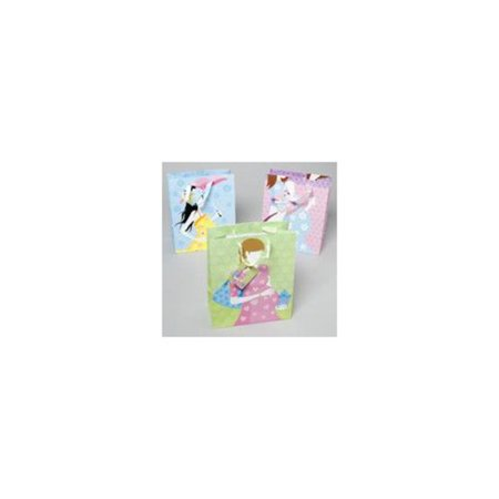 gift bag paper baby shower case pack 72