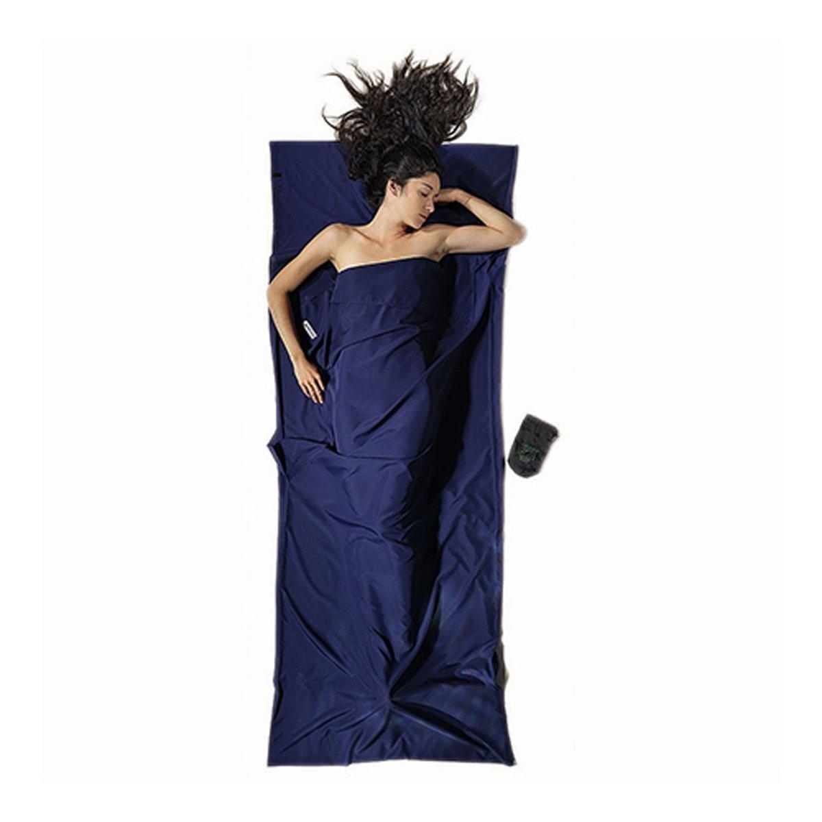10037; Microfiber TravelSheet, Season-season: summer sleeping bag By Cocoon