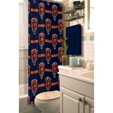 Chicago Bears Decorative Bath Collection