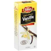 Tone's 100% Pure Extract Vanilla, 2 fl Oz