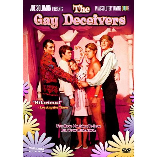 The Gay Deceivers (Widescreen)