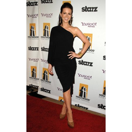Kate Beckinsale At Arrivals For The Hollywood Film Awards Beverly Hilton Hotel Beverly Hills Ny October 26 2009 Photo By Dee Cerconeeverett Collection Celebrity