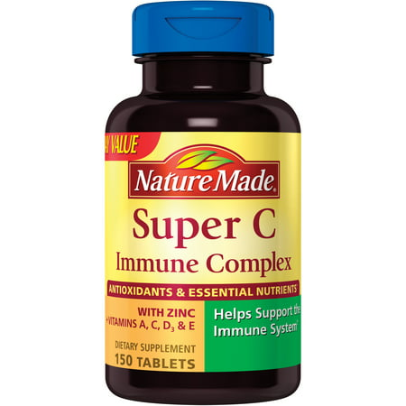 Nature Made Super C Immune (Nature Made Vitamin C)