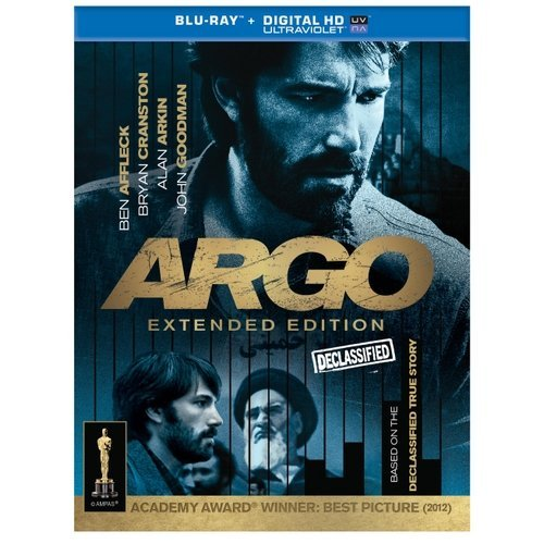Argo: The Declassified Extended Edition (Blu-ray + Digital HD) (With INSTAWATCH) (Widescreen)
