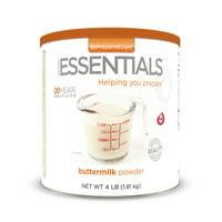 Emergency Essentials Buttermilk Powder, 4 lbs