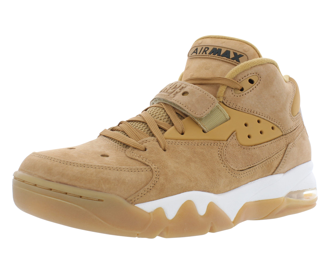 Nike - Nike Air Force Max PRM Mens Shoes Size 8.5, Color: Flax ...