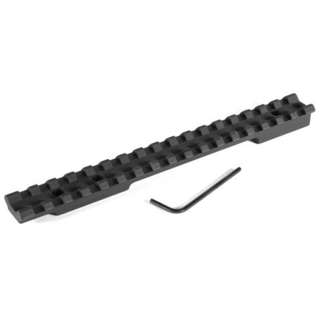 EGW Remington LONG ACTION Picatinny Rail Scope Mount 0 (M14 Rail System)