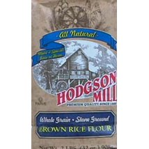 Flours & Meals: Hodgson Mill Brown Rice Flour