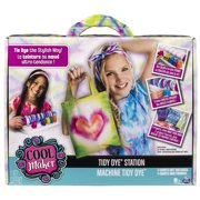 Cool Maker - Tidy Dye Station, Fashion Activity Kit for Kids Age 8 and Up
