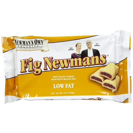 Organic Fig Bar Low fat Cookie, 10 oz Newman's
