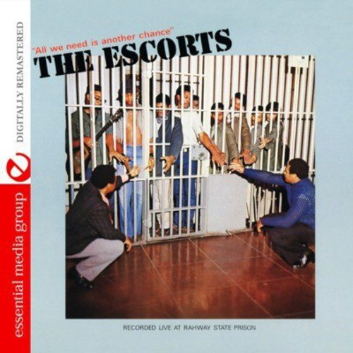 Escorts - All We Need Is Another Chance [CD]