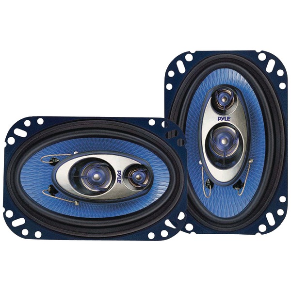 "PYLE 4X6""TRIAXIAL SPEAKERS"
