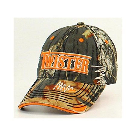 M&F Western Products 15166222 Twister Mens Heavy Stitched Cap - Mossy Oak - image 1 de 1