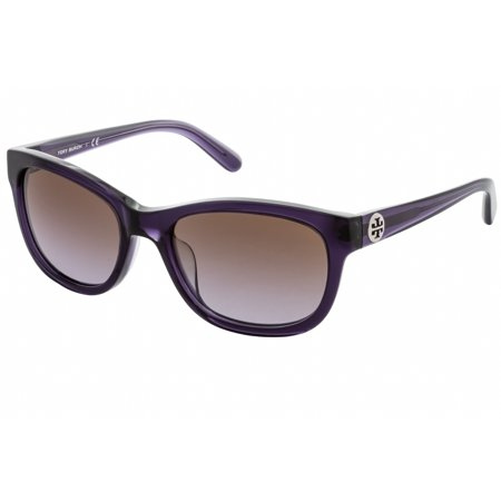 Tory Burch Sunglasses TY7044A (Fitted) 110368 purple reddish/brown plum fade