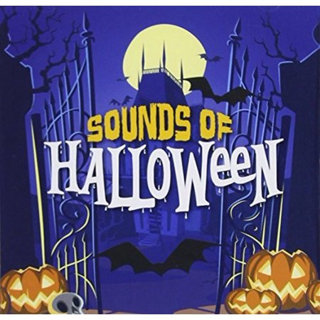 Sounds Of Halloween / Various (CD) (Halloween Sounds Of The Night)