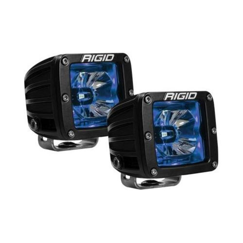 RIGID Industries 20201 Radiance Pod Series LED Light - Blue