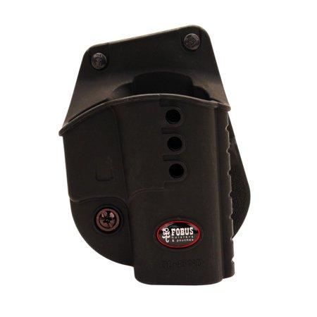 FOBUS EVOLUTION PADDLE GLOCK 43 POLYMER BLACK](fobus paddle holster glock 17)