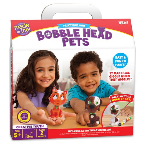 Made by Me Friendship Bobble Head Pets Kit