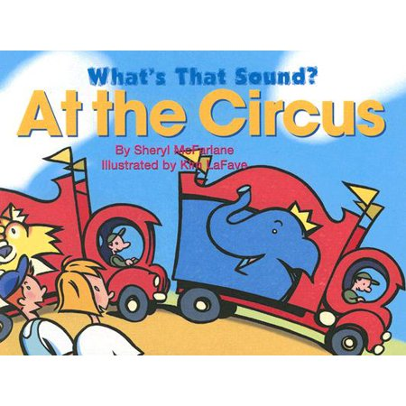 What's That Sound? at the Circus - Sound Circus Halloween