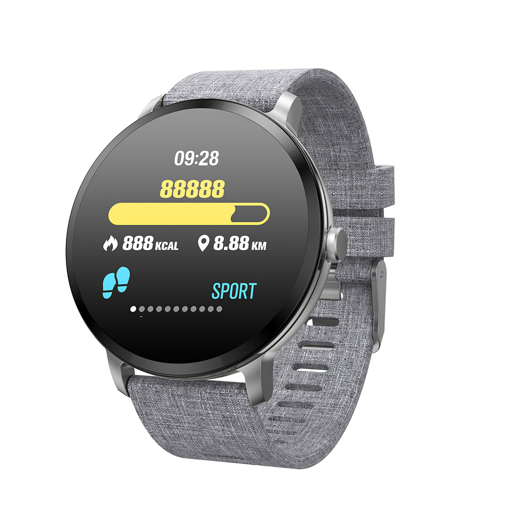 V11 Smart Watch Sport Track Heart Rate Blood Pressure Sleep Monitor Smart Bracelet IP67 Waterproof Fitness Tracker