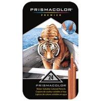 Prismacolor Watercolor Pencil Set, 24-Colors