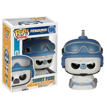 Funko POP! Penguins of Madagascar Short Fuse Vinyl Figure - image 1 de 1