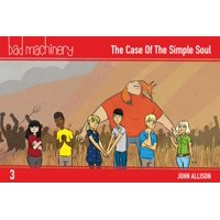 Bad Machinery Vol. 3 : The Case of the Simple Soul, Pocket Edition