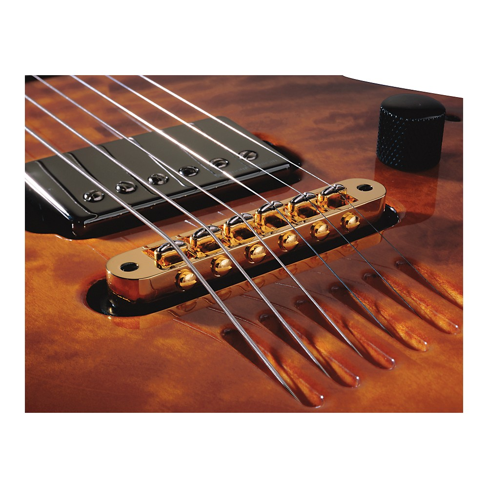 LR Baggs T-Bridge Acoustic Tune-O-Matic Bridge Pickup Gold by LR Baggs