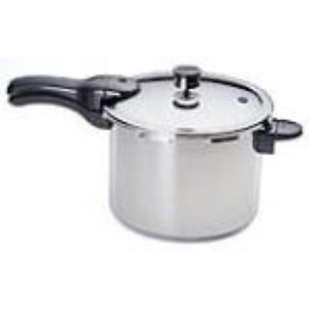 6 QT Stainless Steel Pressure Cooker Air Vent/Cover Lock