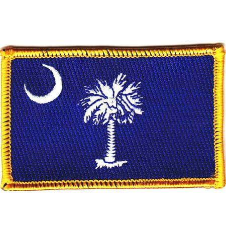 SOUTH CAROLINA STATE FLAG 3.5