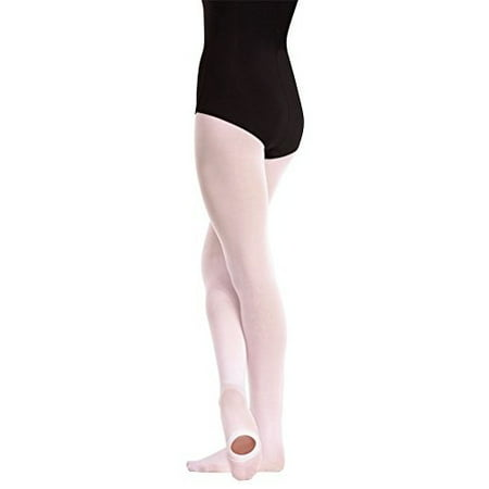 Girls Body Wrappers Convertible Dance Tights []