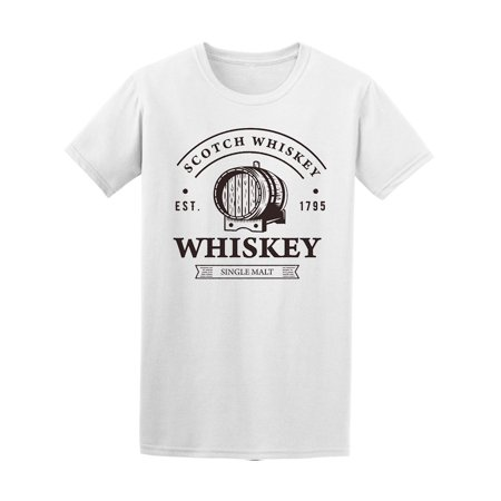 Edition Single Malt Whisky (Scotch Whiskey 1795 Single Malt Tee Men's -Image by Shutterstock)