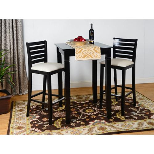 Beechwood Mountain Davinci 3-piece Bar Set by Overstock