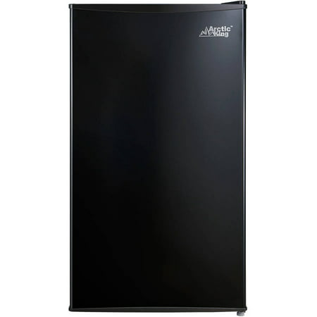 Arctic King 3.3 cu ft One-Door Compact Refrigerator, Black