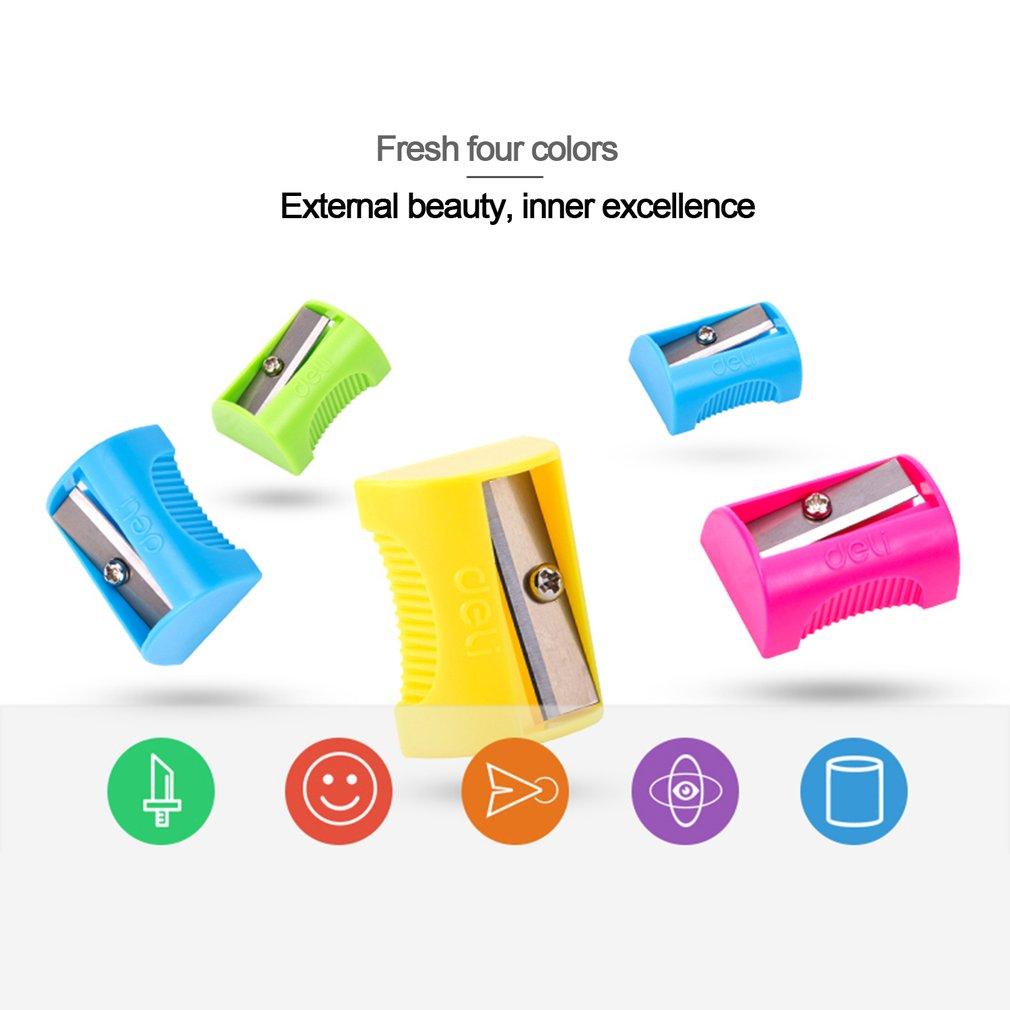 2017 New Deli 0594 Mini Pencil Sharpener Cute Stationery ...