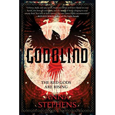 Godblind (The Godblind Trilogy, Bk. 1) - image 1 of 1