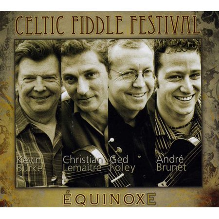 Celtic Fiddle Festival - Equinoxe [CD] (Halloween Celtic Festival)