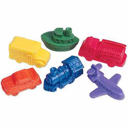 Learning Resources Mini-Motors Counters, 72 Pieces