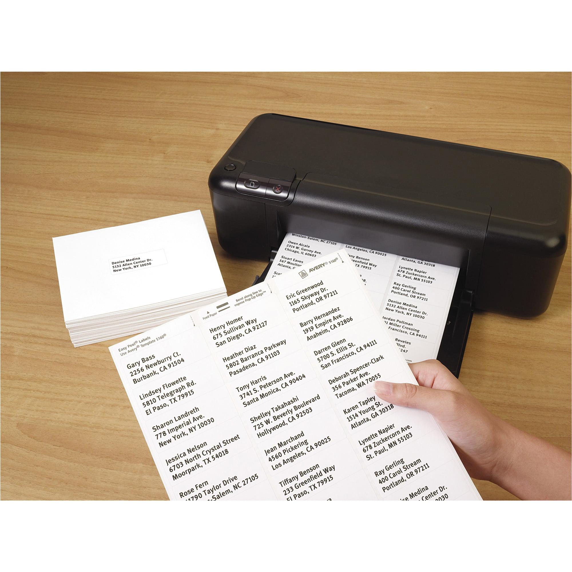 avery labels printer - Isken kaptanband co