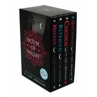 House of Night TP boxed set (books 1-4) : Marked, Betrayed, Chosen, Untamed