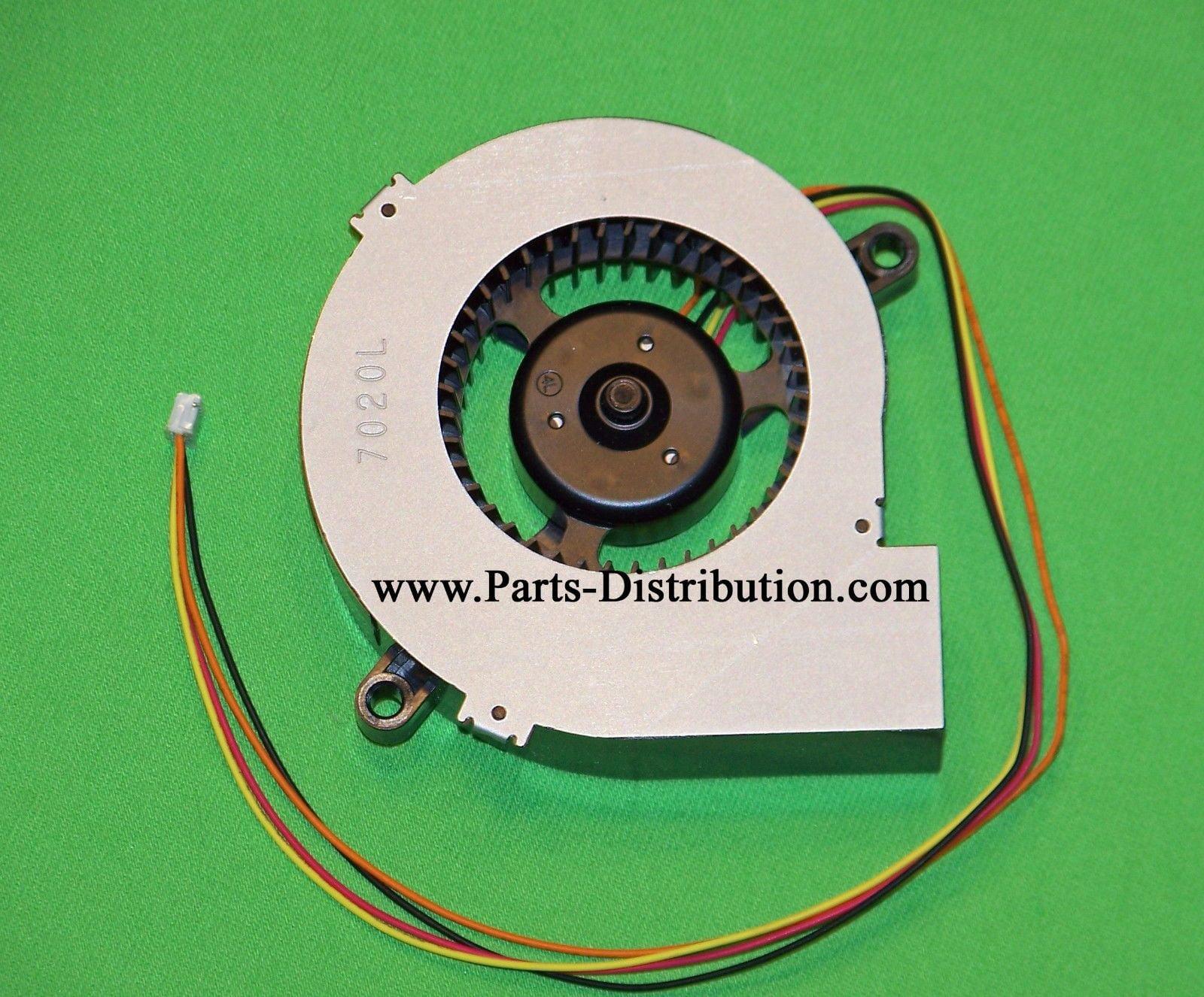 480i Epson Projector Intake Fan- BrightLink 475Wi EB-485Wi 485Wi