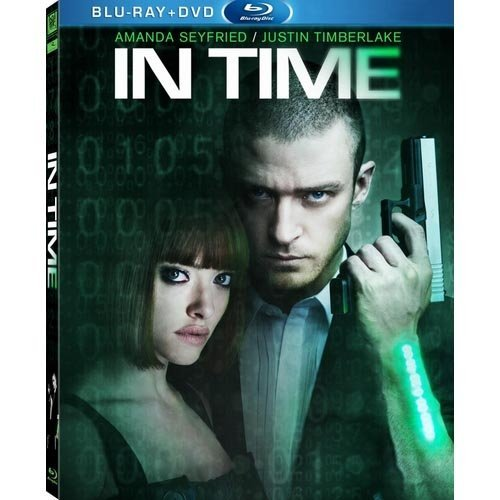 In Time (Blu-ray   DVD) (With INSTAWATCH) (Widescreen)