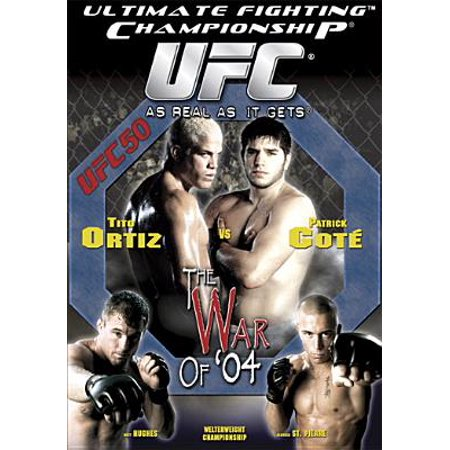 Ultimate Fighting Championship, Vol. 50: The War of