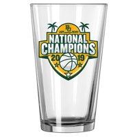 Baylor Bears 2019 NCAA Women's Basketball National Champions 16oz. Satin Etch Pint Glass - No Size