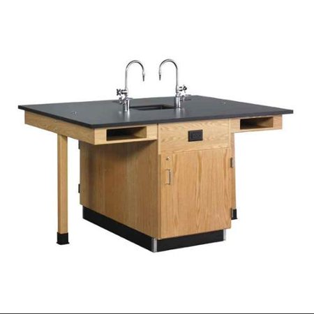 Valuable Diversified Woodcrafts 4 Station Science Center Cupboard  Recommended Item