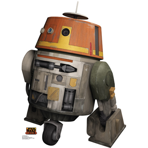 Advanced Graphics 1768 Chopper - Star Wars Rebels Cardboard Standup