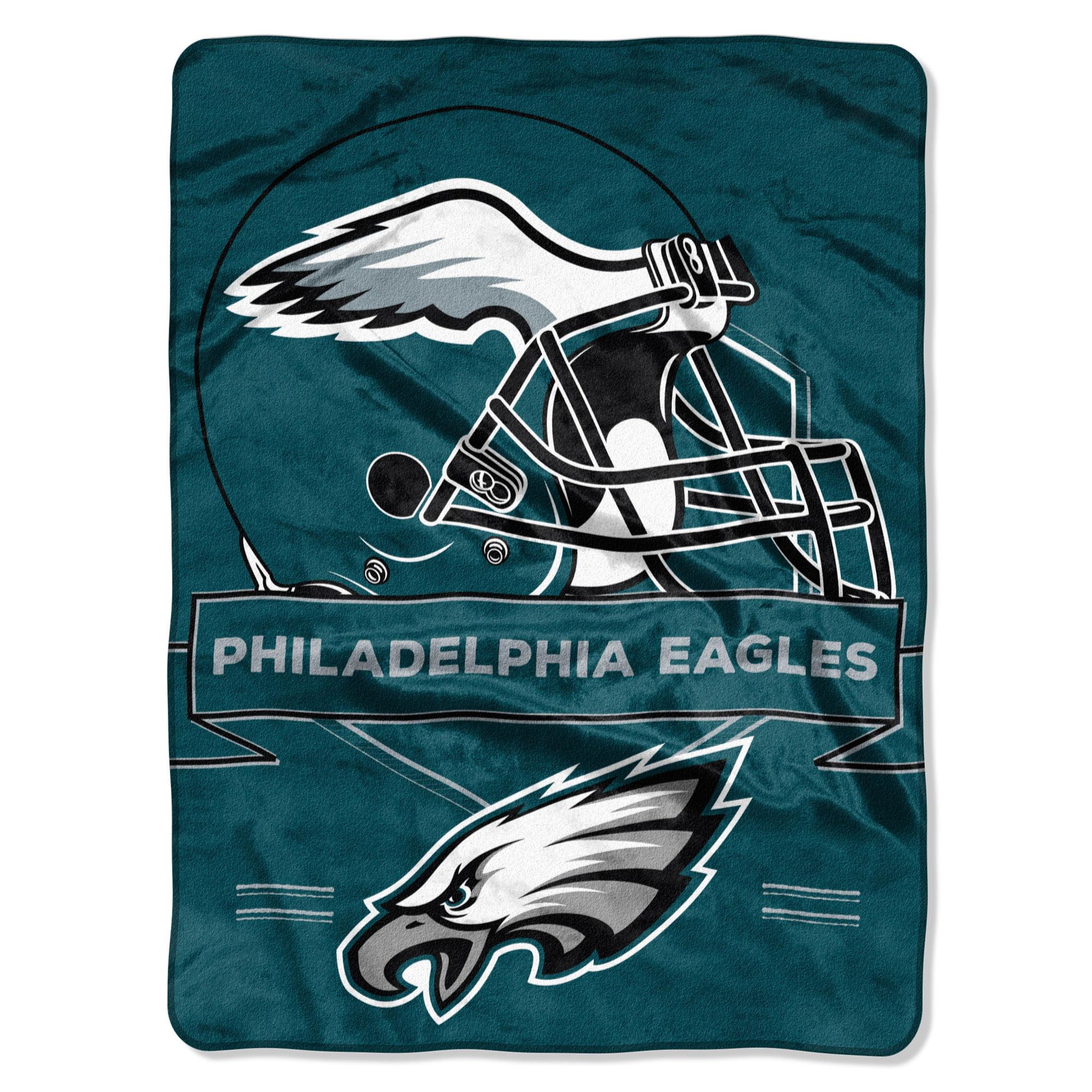 "Philadelphia Eagles The Northwest Company 60"" x 80"" Prestige Raschel Blanket - No Size"