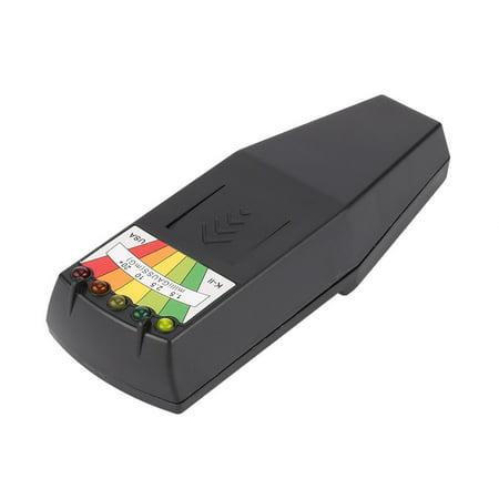 - Hot Electromagnetic Radiation Detector LCD General EMF Meter Dosimeter Tester for Paranormal Research Harmful Exposure Measure